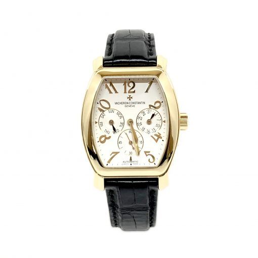 Vacheron Constantin Royal Eagle Day & Date Yellow Gold Men's Watch, Preowned.42008/000J