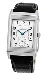 Jaeger LeCoultre Grande Reverso Stainless Steel Men's Watch, Preowned 273.8.04