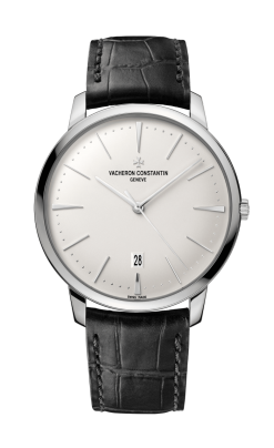 Vacheron Constantin Patrimony 18K White Gold Men's Watch preowned.85180/000G-9230