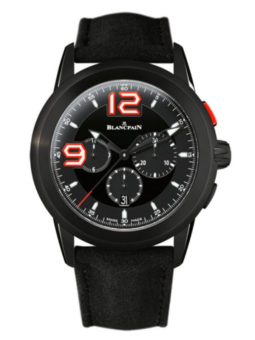 Blancpain L-evolution Super Trofeo Chronograph Stainless Steel Men's Watch, Preowned.560ST-11D30-52B