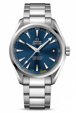 "Omega Olympic Games ""Pyeongchang 2018"" Limited Edition Stainless Steel 522.10.42.21.03.001"