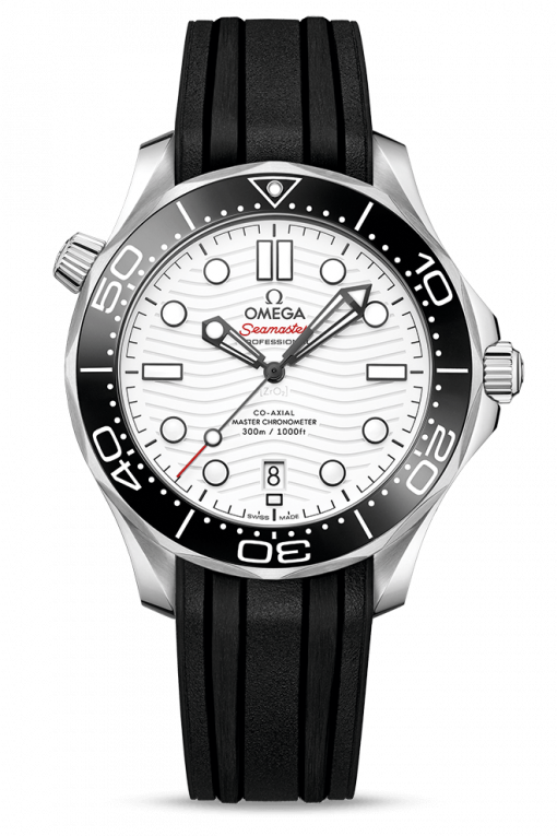 Omega Seamaster 300 Master Co-Axial Stainless Steel, 210.32.42.20.04.001