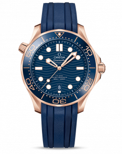 Omega Seamaster 300 Master Co-Axial 18K Sedna Gold 210.62.42.20.03.001