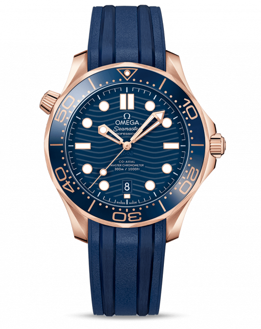 Omega Seamaster 300 Master Co-Axial 18K Sedna Gold, 210.62.42.20.03.001
