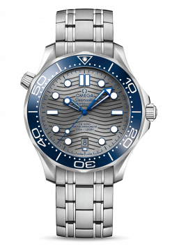 Omega Seamaster 300 Master Co-Axial Stainless Steel 210.30.42.20.06.001