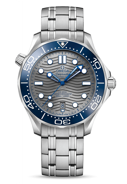 Omega Seamaster 300 Master Co-Axial Stainless Steel, 210.30.42.20.06.001