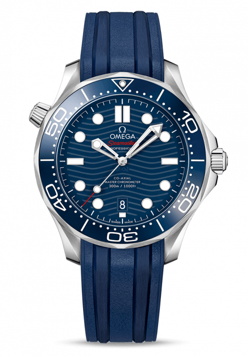 Omega Seamaster 300 Master Co-Axial Stainless Steel, 210.32.42.20.03.001