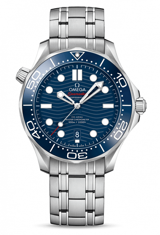 Omega Seamaster 300 Master Co-Axial Stainless Steel, 210.30.42.20.03.001