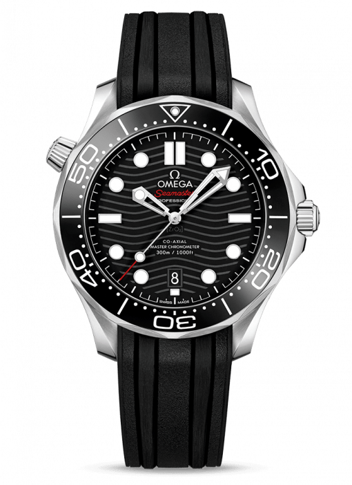 Omega Seamaster 300 Master Co-Axial Stainless Steel, 210.32.42.20.01.001