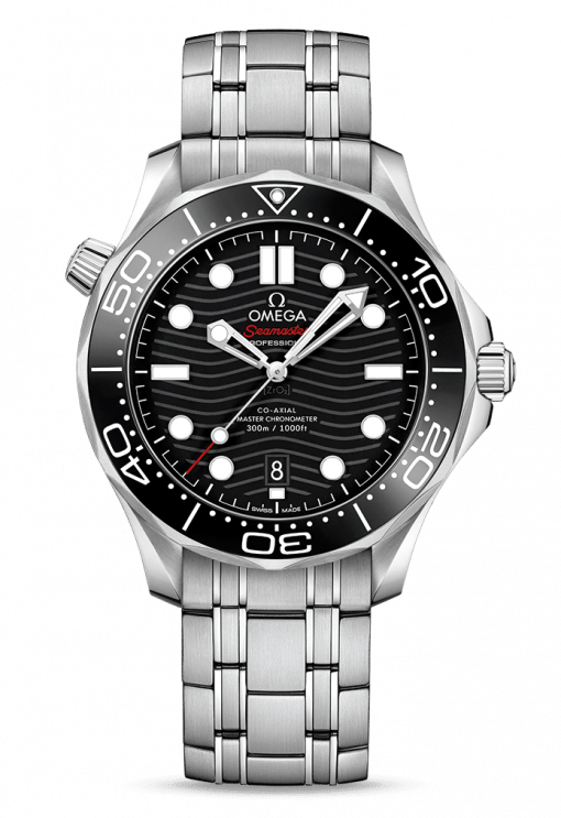 Omega Seamaster 300 Master Co-Axial Stainless Steel, 210.30.42.20.01.001