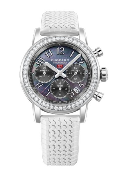 Chopard Mille Miglia Chronograph Stainless Steel & Diamonds, 178588-3002