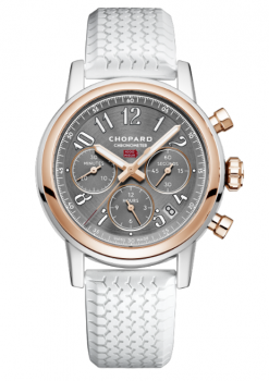 Chopard Mille Miglia Classic Chronograph Stainless Steel & 18K Rose Gold 168588-6001
