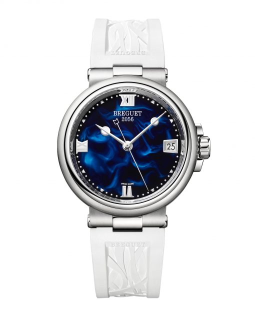 Brequet Marine Dame 9517 Stainless Steel, 9517ST/E2/584