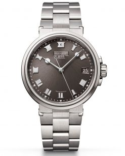 Brequet Marine 5517 Titanium Men's Watch 5517TI/G2/TZ0
