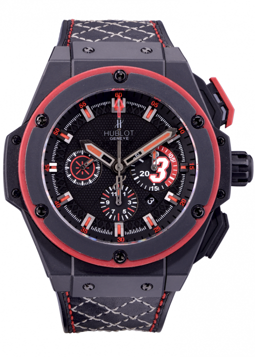 Hublot Big Bang King Power Dwyane Wade Ceramic Limited Edition Men's Watch, Preowned.703.CI.1123.VR.DWD11