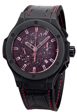 Hublot Big Bang JET LI Ceramic Men's Watch Preowned.311.CI.1130.GR.JLI11
