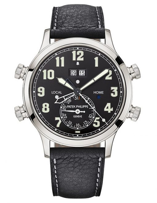 Patek Philippe Grand Complication Platinum Men's Watch, 5520P-001