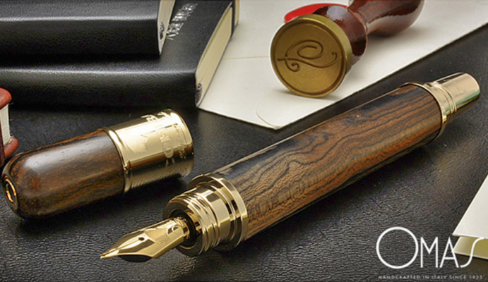 Limited Edition Pens by OMAS