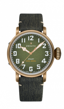 Pilot Type 20 Advanture Bronze Men's Watch 29.2430.679/63.I001