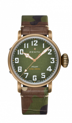 Pilot Type 20 Advanture Bronze Men's Watch 29.2430.679/63.I002