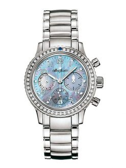 Breguet Type XX Transatlantique Stainless Steel Ladies Watch Preowned.4821ST/59/S76 D000