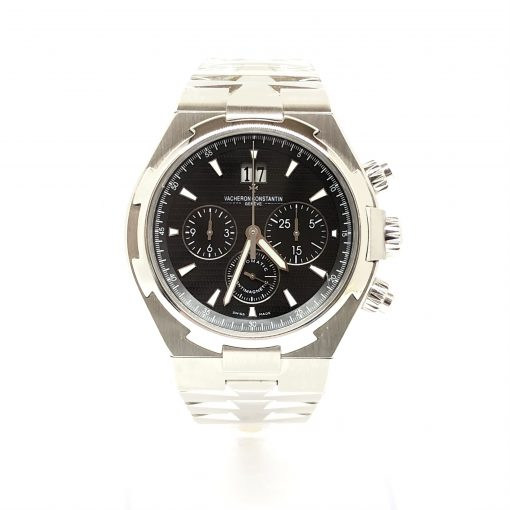 Vacheron Constantin Overseas Chronograph Stainless Steel Men's Watch, preowned.49150/B01A-9097 2