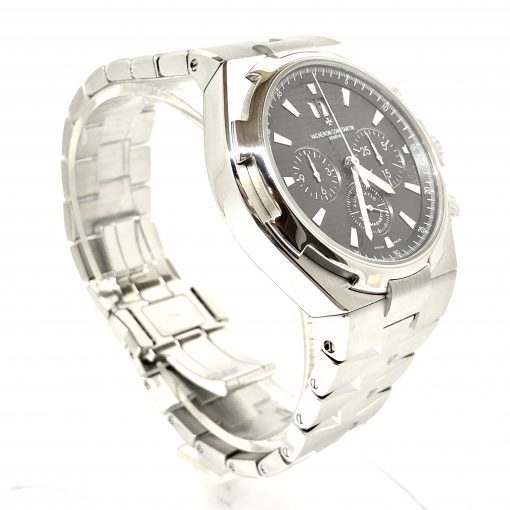 Vacheron Constantin Overseas Chronograph Stainless Steel Men's Watch, preowned.49150/B01A-9097 4