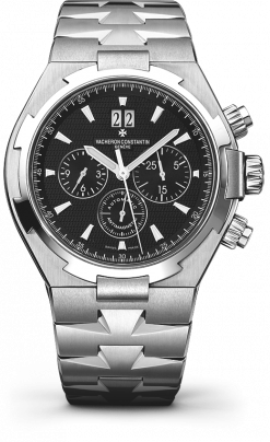 Vacheron Constantin Overseas Chronograph Stainless Steel Men's Watch preowned.49150/B01A-9097