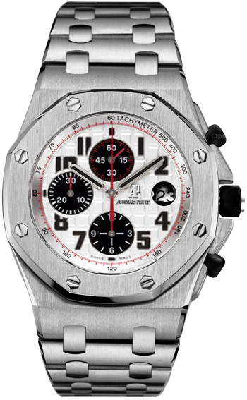 Audemars Piguet Royal Oak Offshore Stainless Steel Men's Watch, Preowned.26170st.oo.1000st.01