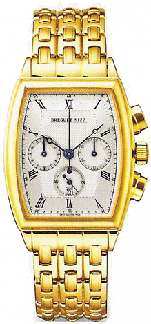 Breguet Heritage 18K Yellow Gold Men's Watch, preowned.5460ba/12/ab0