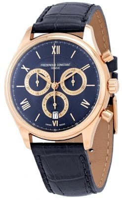 Frederique Constant Classics Chronograph Quartz Men's Watch FC-292MNG5B4