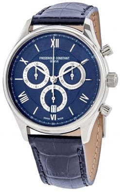 Frederique Constant Classics Chronograph Quartz Men's Watch FC-292MNS5B6