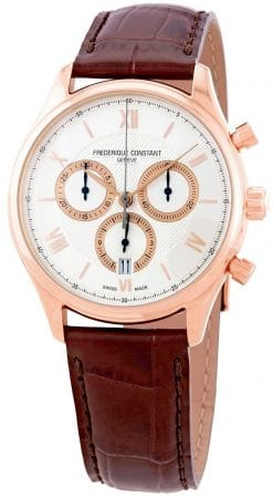 Frederique Constant Classics Chronograph Quartz Men's Watch FC-292MVG5B4