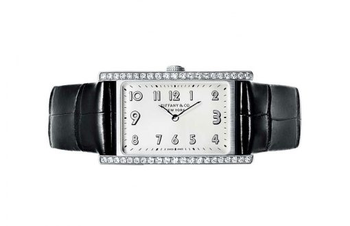 Tiffany East West Mini 2-Hand 37 x 22 mm Watch, preowned.60558078