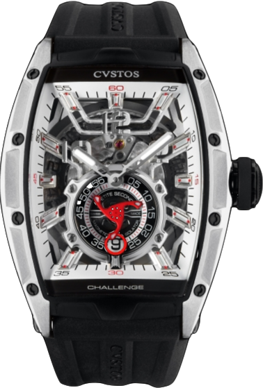 Cvstos GT Jetliner P-S Men's Watch, Black Titanium, Cvstos-GT-Jetliner-P-S-Men's-Watch