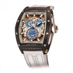 Cvstos Challenge Sealiner GMT Brown Sea Limited Edition Men's Watch CHALLENGE-SEALINER-GMT-BROWN-SEA-LIMITED-EDITION