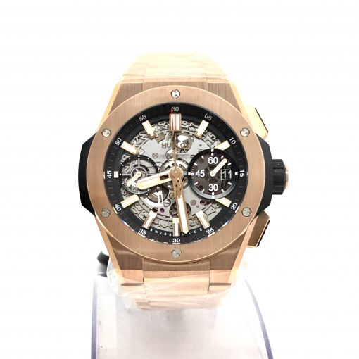 Hublot Big Bang Unico Integral King Gold Men's  Watch, 451.OX.1180.OX 2