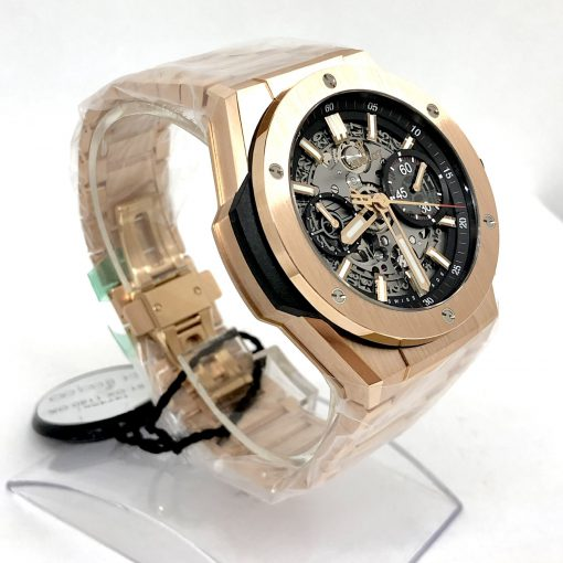 Hublot Big Bang Unico Integral King Gold Men's  Watch, 451.OX.1180.OX 4