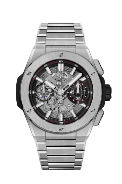 Hublot Big Bang Unico Integral Titanium Men`s Watch 451.NX.1170.NX