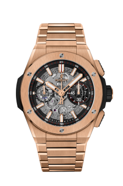 Hublot Big Bang Unico Integral King Gold Men's Watch 451.OX.1180.OX