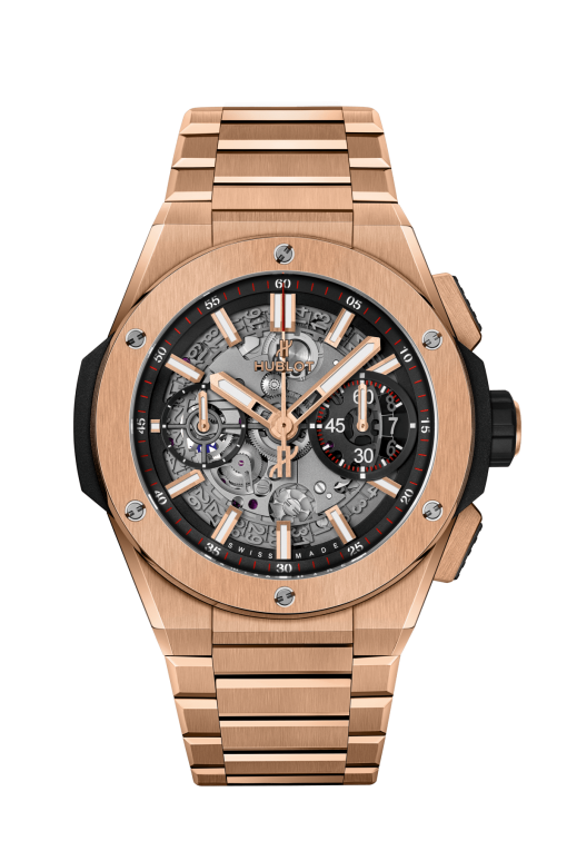 Hublot Big Bang Unico Integral King Gold Men's  Watch, 451.OX.1180.OX