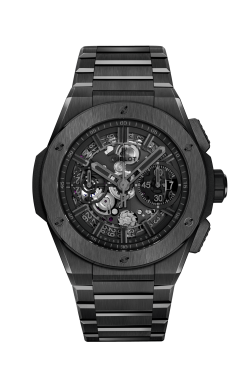 Hublot Big Bang Unico Integral All Black Men's Watch 451.CX.1140.CX