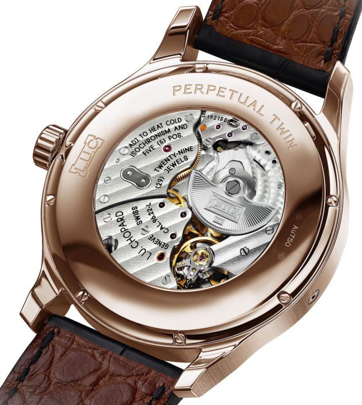 Chopard L.U.C. Perpetual Twin Watch Updated For 2020 with New Steel & Gold Models