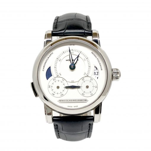 MontBlanc Homage to Nicolas Rieussec 43mm, Pre-owned.111012