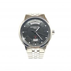 Raymond Weil Freelancer Automatic Day Date Man's Watch Pre-owned.2720-ST-20001