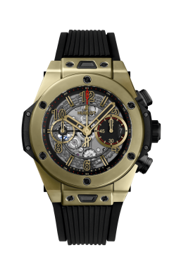 Hublot Big Bang Unico Full Magic Gold Limited Edition Men's Watch 441.MX.1138.RX