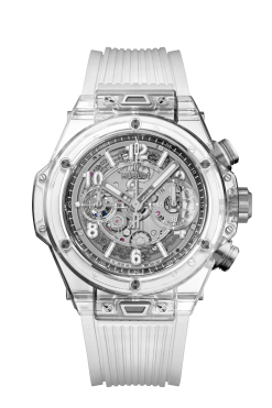 Hublot Big Bang Unico Sapphire Limited Edition Watch 441.JX.4802.RT