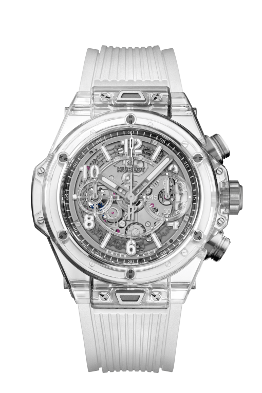 Hublot Big Bang Unico Sapphire Limited Edition Watch, 441.JX.4802.RT