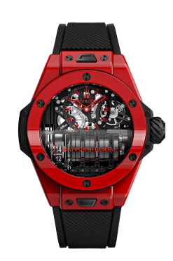 Hublot Big Bang MP-11 Power Reserve 14 Days Red Magic Limited Edition Men's… 911.CF.0113.RX