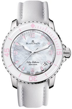 Blancpain Sport Fifty Fathoms Automatique Ladies Watch pre.owned_5015A-1144-52A